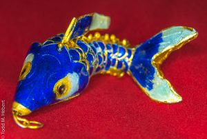 Fish Pendant (Head Detail)