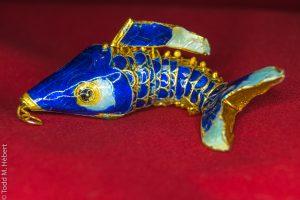 Fish Pendant (Body Detail)