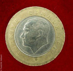 Turkish Lira (Heads)