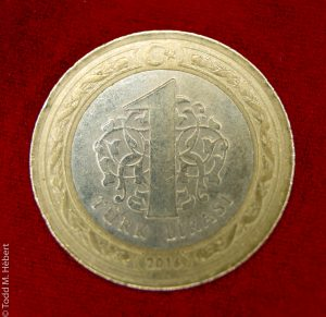 Turkish Lira (Tails)