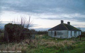 House and Barn Ruin
