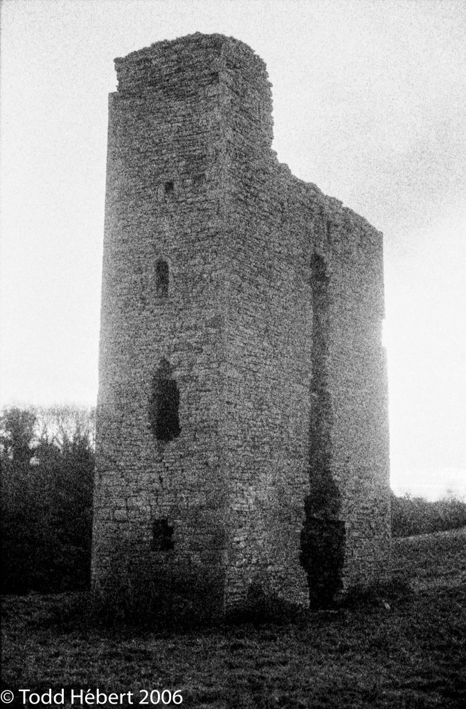 Small Castle Ruin