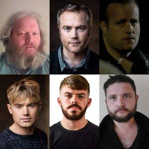 Stills: The cast of Former Glory
